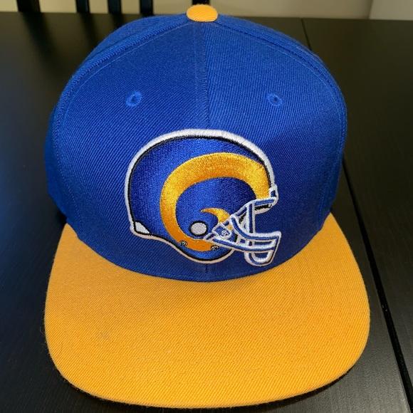 158ec799 Los Angeles Rams SnapBack Hat